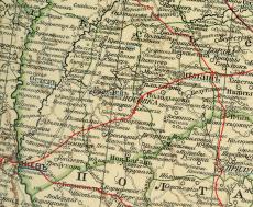Карты, схемы и планы с территорией Остерского уезда File