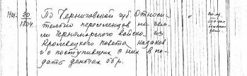Архивные источники генеалогического характера по Черниговской губернии - Страница 2 File