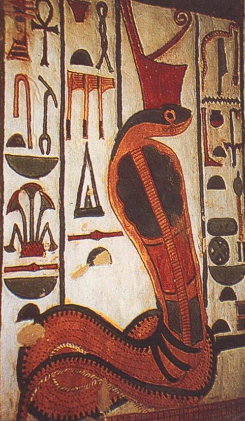 Тайны Богов Египта №16 Богиня Уаджит фото, обсуждение
