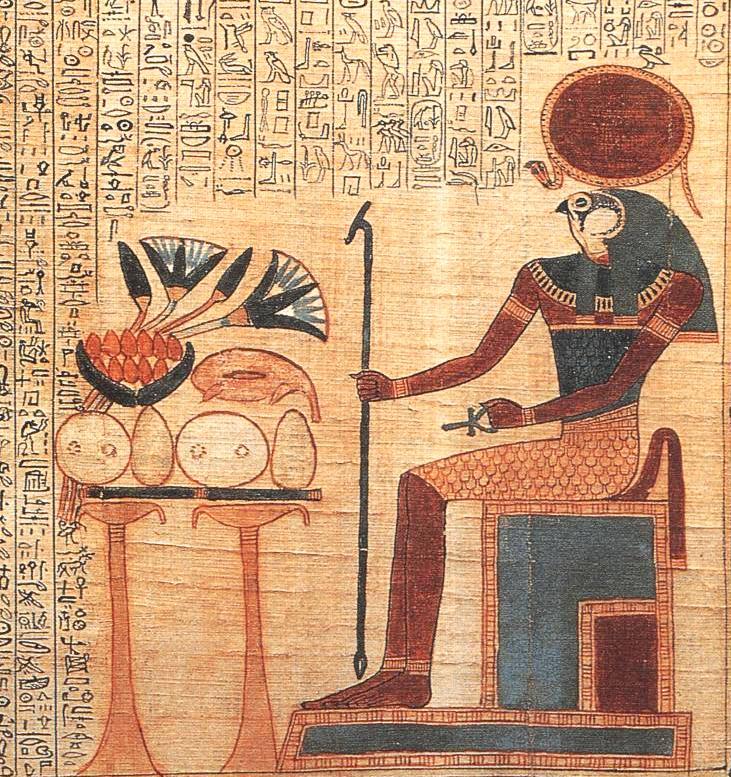 За пределами египта гор