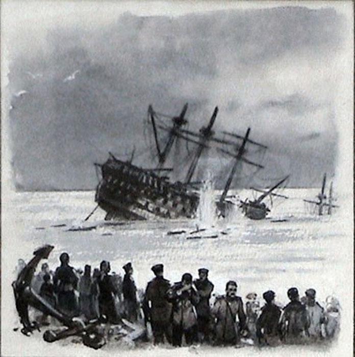 7 фактов о Первой обороне Севастополя - История и обществознание. Баутина Екатерина
